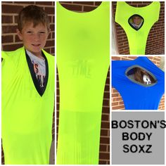 Body SOXZ are great to calm do and relax and overstimulated child they are a lot of fu. Too. You can take them anywhere you go. Check us out on Instagram @bostonsbdsox