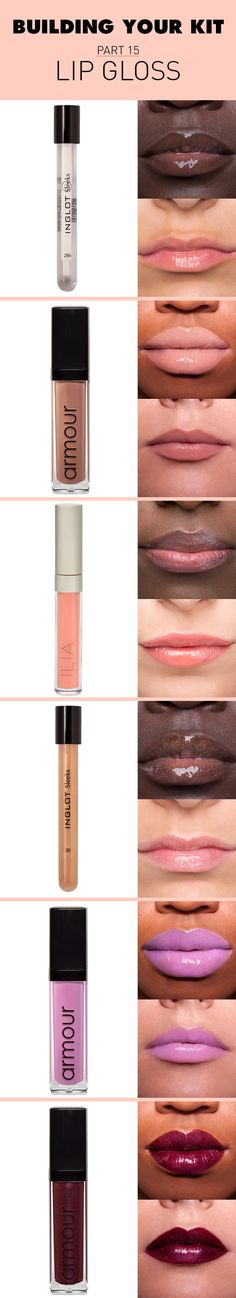 Building Your Kit Part 15: Create A Versatile Lip Gloss Collection