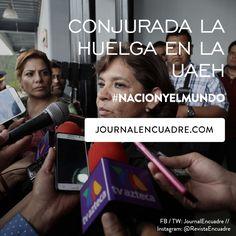 Revista Encuadre » Conjurada la huelga en la UAEH