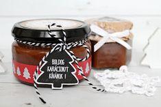 Tündérsüti: Házi sós karamell szósz Coffee Cans, Tasty, Canning, Drinks, Christmas, Gifts, Food, Caramel, Drinking