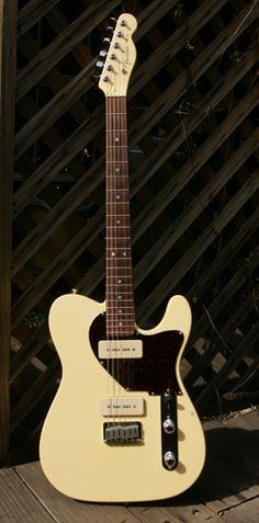 P90 Telecaster - Bad/Good Idea? - Telecaster Guitar Forum