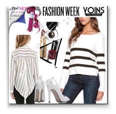 """""""Yoins 19"""" by selmica11 ❤ liked on Polyvore featuring yoins, yoinscollection and loveyoins"""