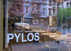 pylos   rustic greek cusine  128 east 7th street