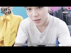 [ENG] 161102 BOMB: Jimin's selfie cam – interview time with BTS -- I can look at their faces all day long TTuTT