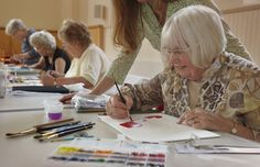 You're never too old to embrace your inner artist. Here's how.