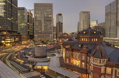 Tokyo Station HDR by hugh dornan on 500px