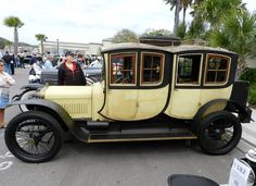 "'13 Hispano-Suiza ""King Alfonso XIII"" Double Berline"