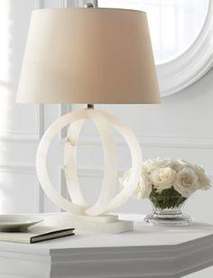 I love this lamp ♥