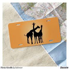 Flirty Giraffe Licen