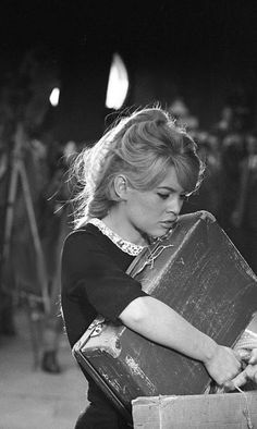 "missbrigittebardot: ""Brigitte Bardot in ""Babette goes to war"", 1959 "" Bridgitte Bardot, Jacques Charrier, Berenice Abbott, Rapunzel Hair, Star Wars, European Girls, Michelle Rodriguez, Actress Christina, French Actress"