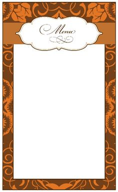 Free Thanksgiving Templates for Word New Best Thanksgiving Printables Placemats Activities Printable Menu, Templates Printable Free, Porte Menu Restaurant, Comida Delivery, Traditional Thanksgiving Menu, Menu Card Design, Menu Card Template, Free Thanksgiving Printables, Menu Cards