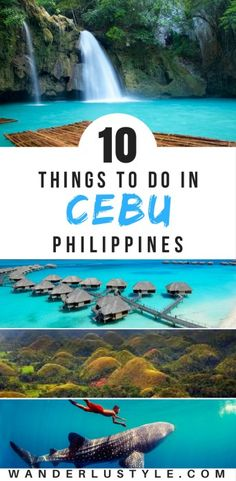 10 Things To Do in Cebu, Philippines - Philippines Travel Tips, Cebu Travel Tips | Wanderlustyleblog.com