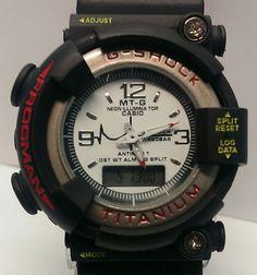 CASIO G SHOCK FROGMAN MT-G DW-8200 TITANIUM DIGITAL 200M AIR DIVERS WATCH Scuba #GShock $109.99 USD www.iiwiiMerchandise.com