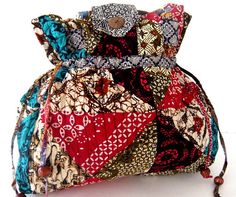 Batik tote