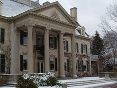 George Eastman House, Rochester, NY - great museum for photography buffs!