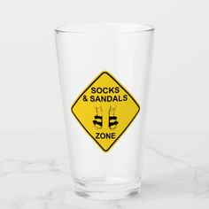 Socks & Sandals Zone Glass   #beauty #products #quotes camping ideas, camping gear, camping decorations, back to school, aesthetic wallpaper, y2k fashion