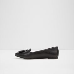 Auchi Black Women's Oxfords & loafers | ALDO Europe
