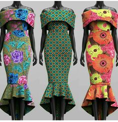 Wicked 170 Tailored Dresses Idea In this Article You will find many Tailored Dress inspiration and Ideas. African Print Dresses, African Fashion Dresses, African Attire, African Wear, African Women, African Dress, African Style, Ghanaian Fashion, African Prints