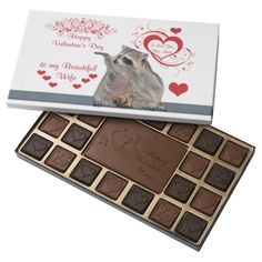 Valentine's Day candy for Wife