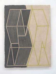 Elise Ferguson, Black Joey, 18″x 24″, pigmented plaster on mdf, 2012   Discover more art on iheartmyart.com   #art   #art   #painting   #painter   #iheartmyart