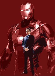 Tony Stark: Iron Man (RDJ - it's all the same. Marvel Dc Comics, Marvel Heroes, Marvel Movies, Marvel Avengers, Iron Man Theme, Iron Man 2008, Iron Man Wallpaper, Iron Man Avengers, Stark Industries
