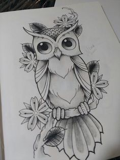 New Bird Tattoo Design Sketches Tatoo Ideas Cool Art Drawings, Pencil Art Drawings, Bird Drawings, Art Drawings Sketches, Easy Drawings, Animal Drawings, Owl Tattoo Drawings, Pencil Sketch Drawing, Owl Tattoos