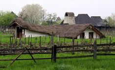 """Traditional houses in rural Romania (case traditionale romanesti) *** Upon arriving in her new home country in the young wife of Prince Carl of Romania noticed in her writings: """"Every R… Wordpress Theme, Mall Of America, North America, Rural House, Underground Homes, Royal Caribbean Cruise, Gardening, White Horses, Cabin Homes"""
