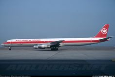 McDonnell Douglas DC-8-63(F) - Air Canada Cargo | Aviation Photo #1745229 | Airliners.net