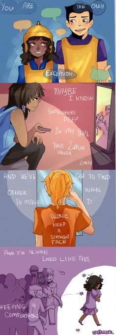 Percy Jackson  Only Exception By: Paramore Pt. 2