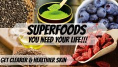 10 SUPERFOOD FOR FAST WEIGHT LOSS