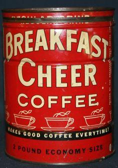 Breakfast Cheer Coffee