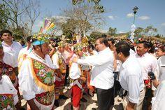 Duarte de Ochoa aseguró que su gobierno fortalecerá todas las acciones que permitirán difundir, transmitir y salvaguardar el rito de los voladores de Papantla; resaltó que la Cumbre Tajín es un evento cultural donde se puede apreciar toda la tradición y cultura del Totonacapan.
