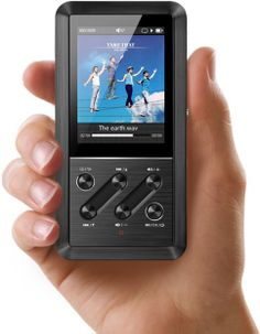 FiiO X3 Lossless Music Player - My next music player....