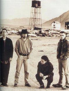 Joshua Tree Era.  #U2 #1980s #tjt