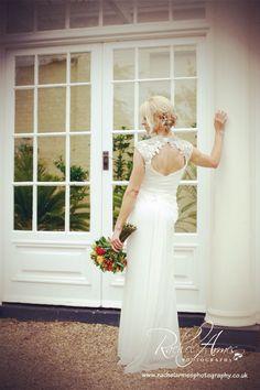 Beautiful bride at Langtons House #weddingphotography #langtons #essexweddings
