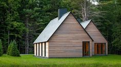 Classic Cottages Made Modern: Stylish Wood in Vermont