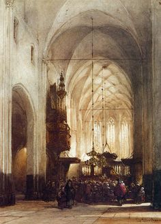CHURCH IN HATTEM
