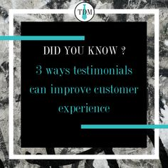 Makes past and present customers feel appreciated Provides useful information to potential customers Drives change to your company based on critical customer insight Customer Insight, Customer Experience, Feeling Appreciated, Branding Agency, Business Tips, Did You Know, Appreciation, Change, Marketing