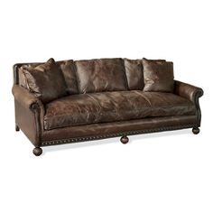59 Best Elegant Leather Sofas Images
