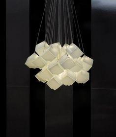 Shakuff - Exotic Glass Lighting and Decor Custom Lighting, Cool Lighting, Modern Lighting, Lighting Design, Interior Lighting, Lighting Ideas, Modern Pendant Light, Pendant Light Fixtures, Pendant Lighting