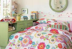 Ideas para decorar un dormitorio romantico