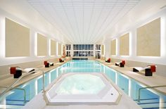 Detox luxury Spa Henri Chenot
