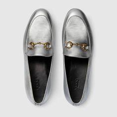 gucci loafer prata
