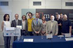 5/06/15. Pasado común, futuro compartido. Presentación de poetas contemporáneos del Grupo Visegrad. Organizado por las Embajadas de la República Eslovaca, República Checa, Polonia y Hungría. Foto © Jorge Aparicio/ FLM15