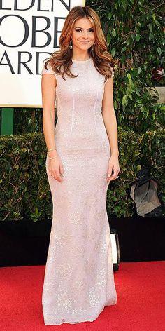 Golden Globe Awards 2013, Red Carpet : People.com  Maria Menounos