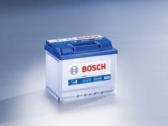 Baterías para coches Bosch. Ejemplo modelo de batería Bosch S4.  http://www.aurgi.com/index.php/ofertas