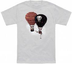 Flying Pirates T-Shirt.