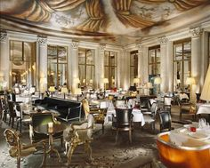 Le Meurice in Paris is one of the best luxury hotels in the world! #Paris #LuxuryTravel