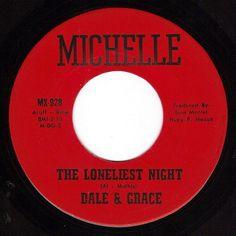 The Loneliest Night / I'm Not Free Michelle http://www.amazon.com/dp/B005L9DZS4/ref=cm_sw_r_pi_dp_AFxKwb0S2AJAW