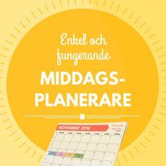 Matplanering och städning | Mer struktur Swedish Recipes, Staying Organized, Lchf, Bloody Mary, Food Hacks, Meal Planning, Nom Nom, Food And Drink, How To Plan